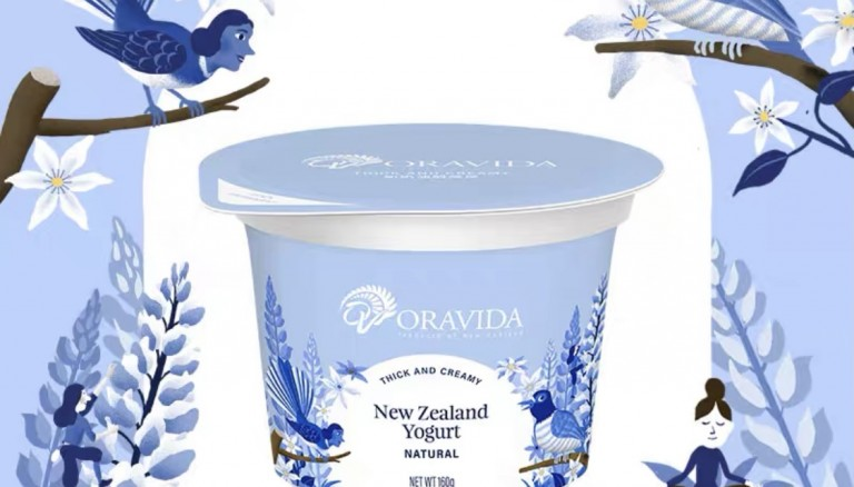 ORAVIDA YOGURT STRATEGY & DESIGN