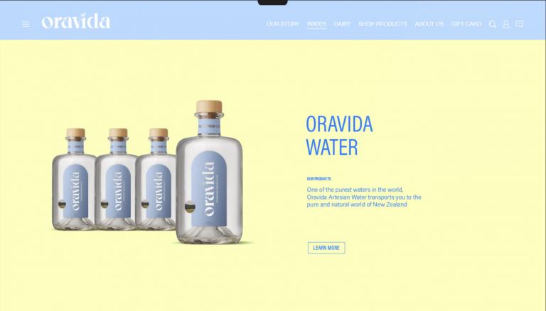 ORAVIDA WATER